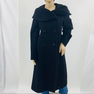 Steve by Searle Suri Alpaca Wool Coat Long Jacket